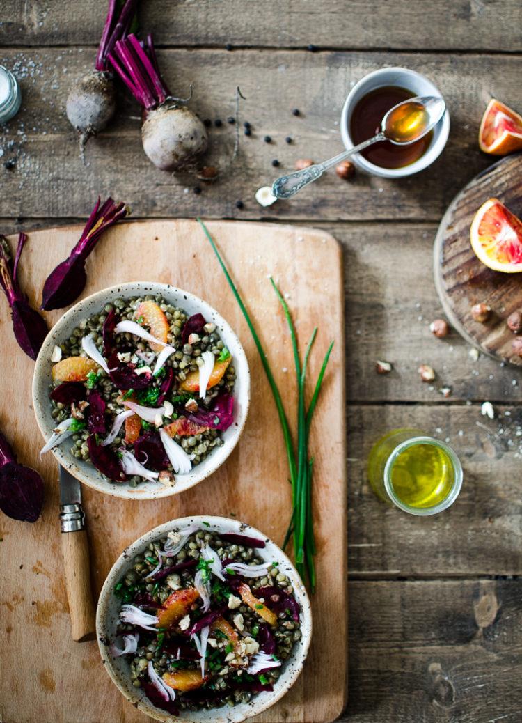 Qui dit printemps dit saison des salades ouverte!