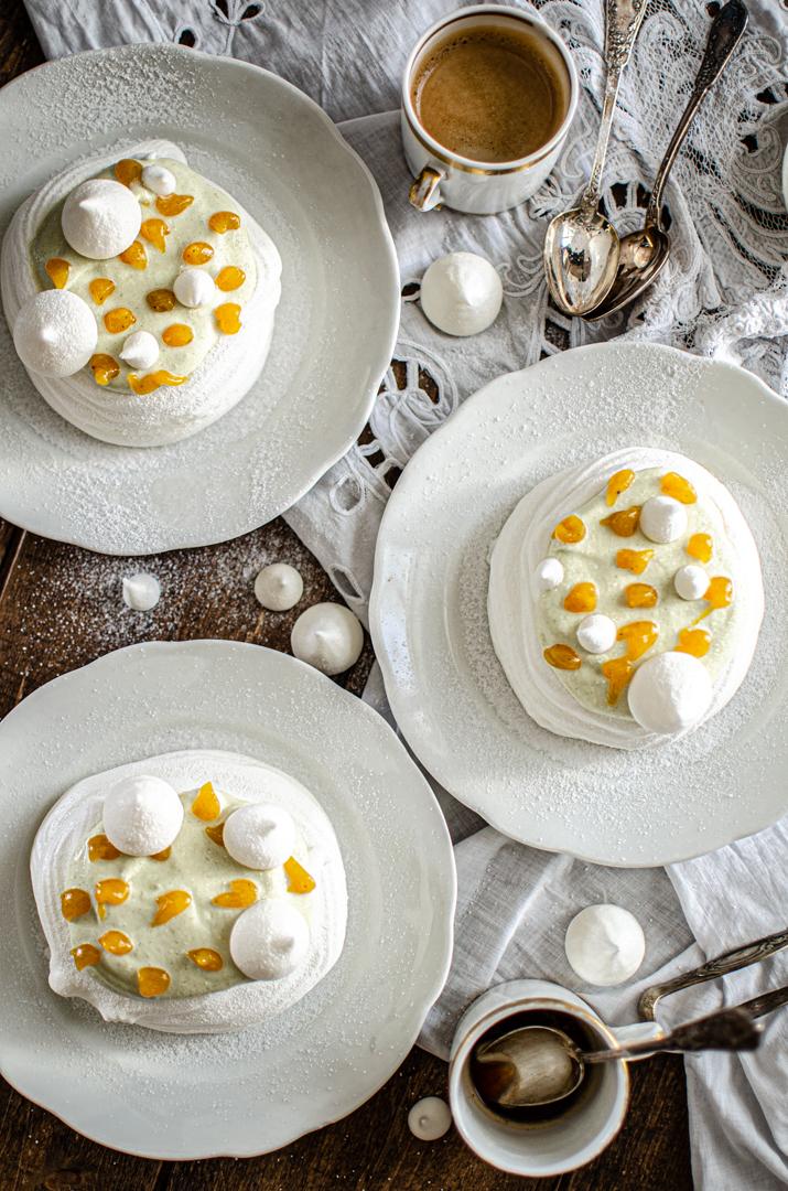 Un dessert léger et croquant pour les fêtes