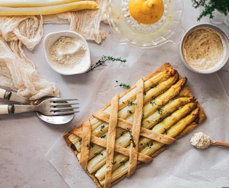 La saison des asperges est si courte, testez cette recette sans tarder ;-)